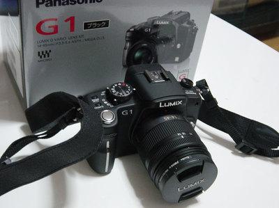 Panasonic DMC-G1を購入。デジタル一眼レフデビュー!!