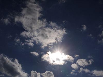 今日の空[2009/01/24]1