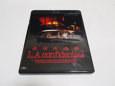 L.A.コンフィデンシャルのBlu-ray