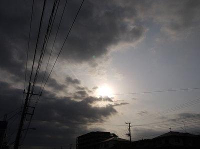 今日の空[2009/03/21]1