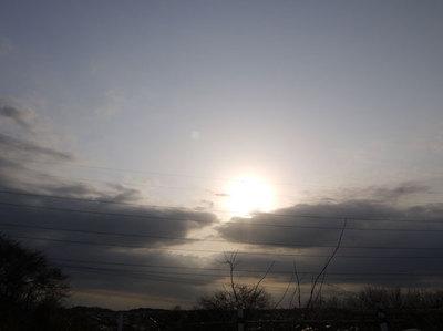 今日の空[2009/03/21]2