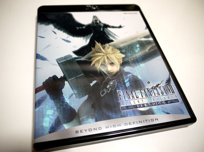FINAL FANTASY VII ADVENT CHILDREN COMPLETEを購入