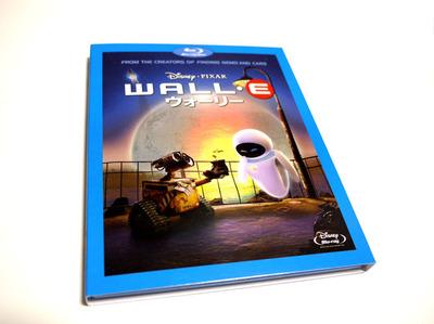Blu-ray版「WALL E(ウォーリー)」