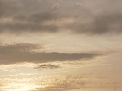 今日の空[2009/07/05]