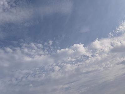今日の空[2009/07/12]1
