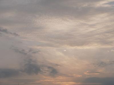 今日の空[2009/07/20]1