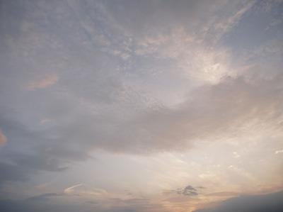 今日の空[2009/07/20]2