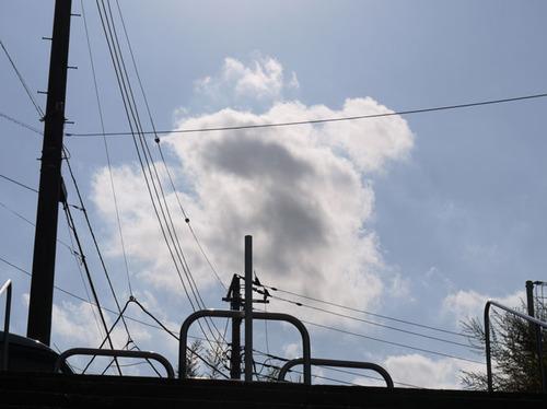 今日の空[2009/10/10]