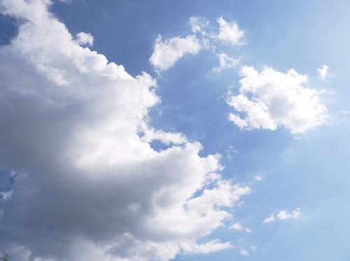今日の空[2009/10/11]1