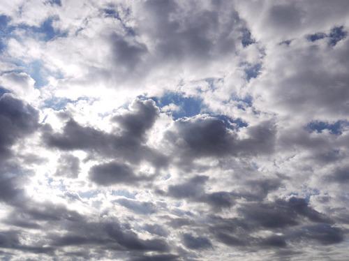 今日の空[2009/12/29]