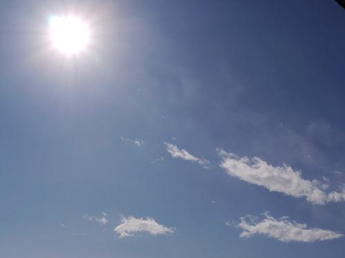 今日の空[2009/12/31]