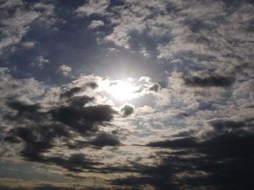 今日の空[2010/01/22]
