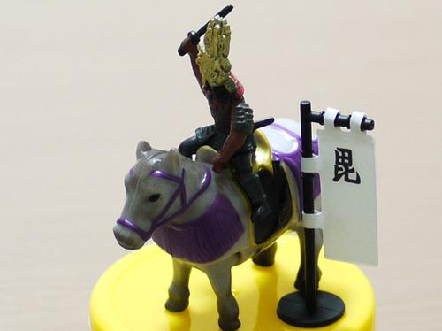 戦国騎馬武将「上杉謙信」