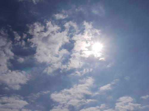 今日の空[2010/02/21]1