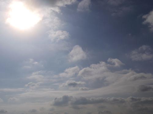 今日の空[2010/03/08]
