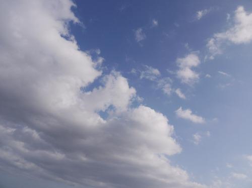 今日の空[2010/03/14]
