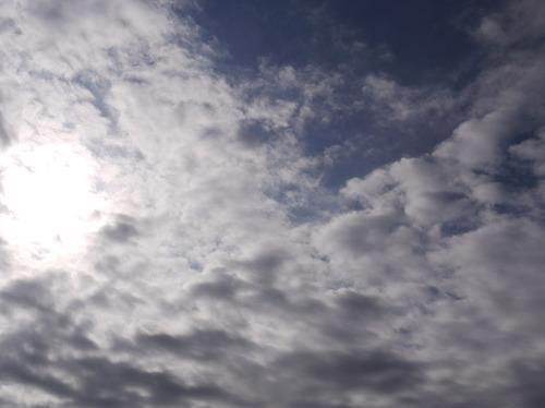 今日の空[2010/03/17]
