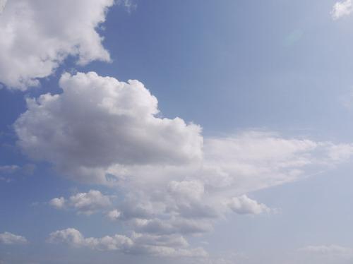 今日の空[2010/04/03]