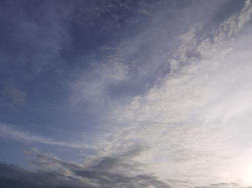 今日の空[2010/04/10]