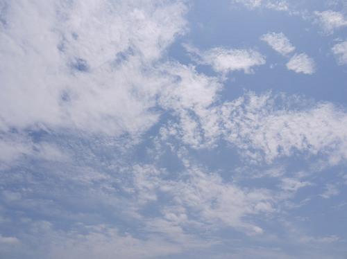 今日の空[2010/05/16]