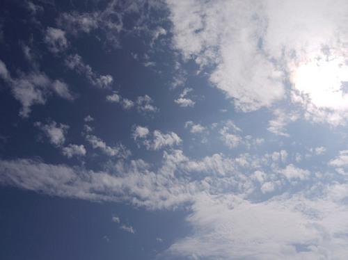 今日の空[2010/07/04]1