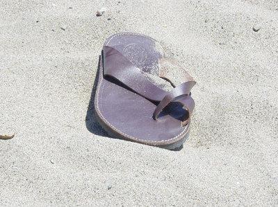 サンダルと足 [夏]1