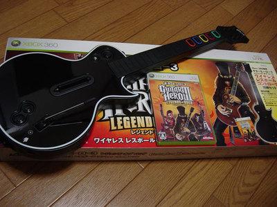 ギター ヒーロー3 レジェンド オブ ロック[XBOX360]