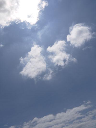 今日の空[2009/08/12]